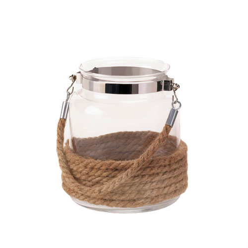 Dockside Candle Lantern - Small