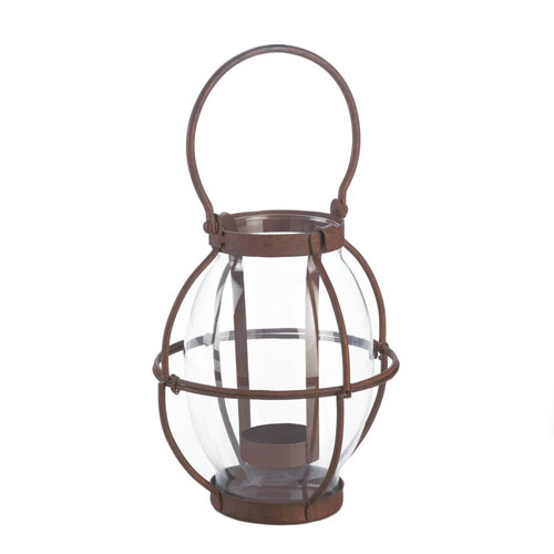Heirloom Cage Candle Lantern