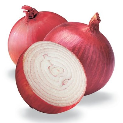 Organic Grano Red Onion Seeds - 20 Count
