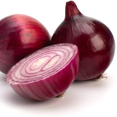 Organic Red Wing Onion Seeds - 20 Count