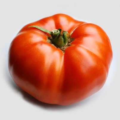 Organic Brandywine Red Beefsteak Tomato Seeds - 20 Count