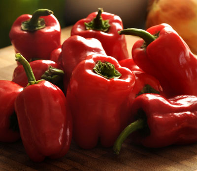 Organic Cajun Belle Pepper Seeds - 15 Count
